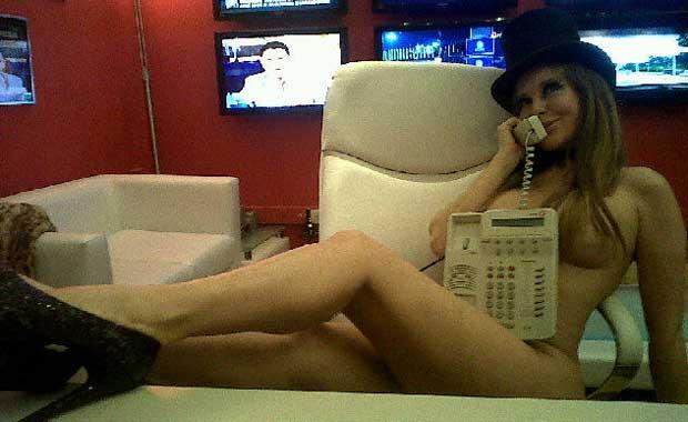 Graciela Alfano Desnuda