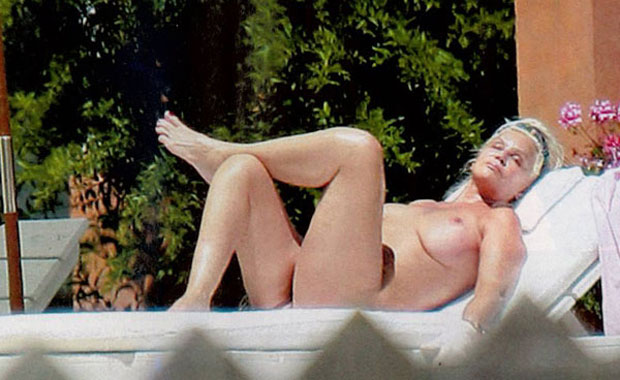 Susana Gimenez Desnuda