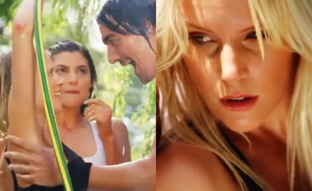 Desayuná con El sensual video de Alexandra Larsson, la suec
