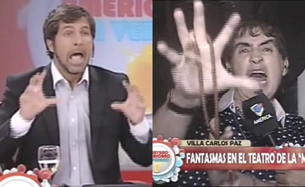 """""""Engualicharon"""" a Toti Pasman"""