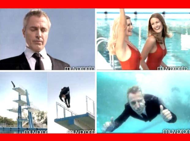 Celebrity Splash - Programa 4 / Salto Silvina Luna - VidInfo