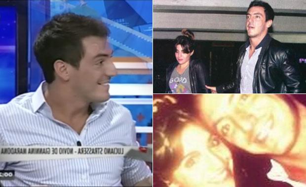 "Novio hija Maradona :""Gianinna en la cama es una leona&"