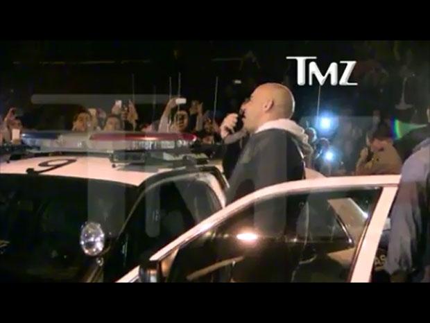 La muerte de Paul Walker: Vin Diesel fue al lugar del accidente y