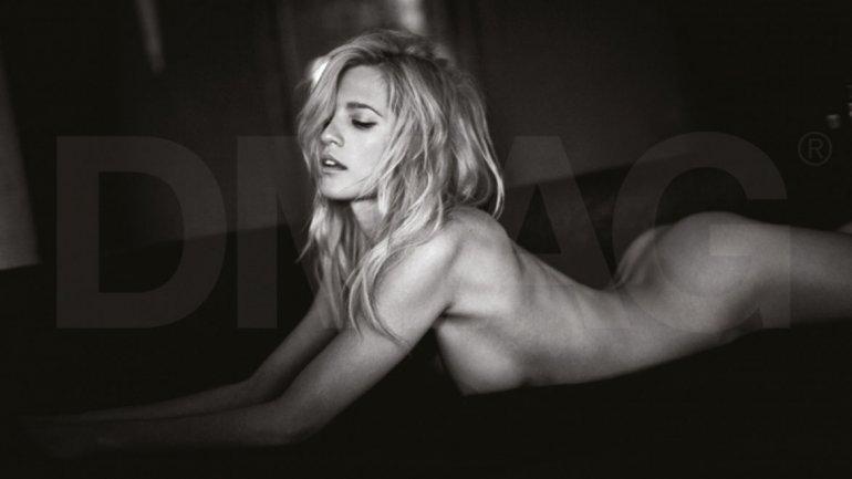 Fotos de Liz Emiliano y Oriana Marzoli desnudas en