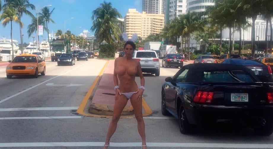 Vicky Ipolitakis Se Desnuda Para Playboy Eeuu Mir Las Fotos