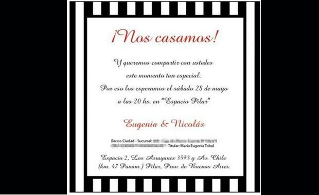 Tarjetas de invitación para matrimonio civil para imprimir - Imagui