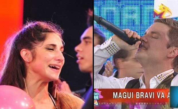 magui bravi es la gran ganadora de so 241 ando por bailar 2