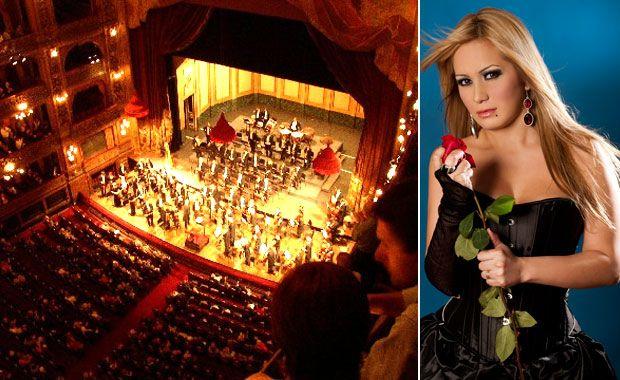 La cumbia al teatro Colón