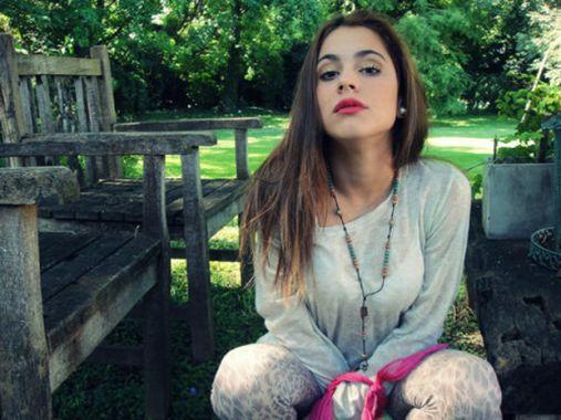 """Martina Stoessel y la explosión de Violetta: """"Las chicas de mi edad"""