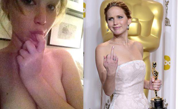 100 famosas desnudas: