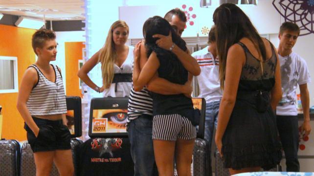 La despedida de Emanuel. ¿Volverán a autonominarse todos? (Foto: Telefe)