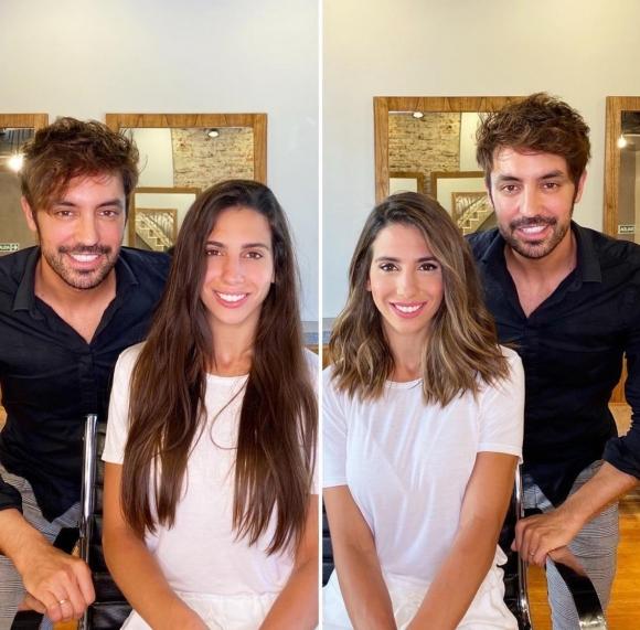 "Cinthia Fernández se animó a un radical cambio de look: ""¡Me encantó!"""