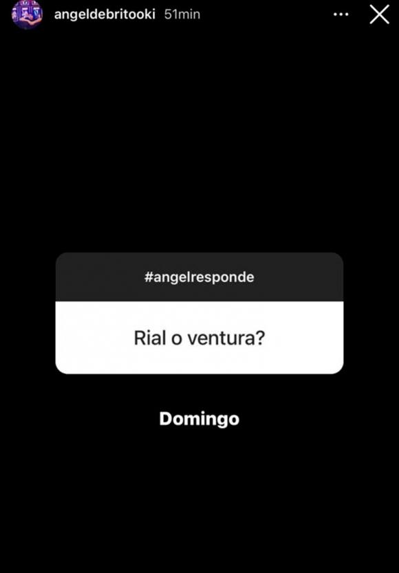 """La picante reacción de Ángel de Brito cuando le pidieron que elija entre Jorge Rial y Luis Ventura: """"Domingo"""""""