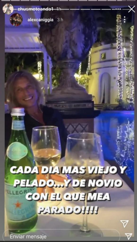 """Alex Caniggia estalló contra su papá Claudio Paul Caniggia: """"De novio con el que mea parado"""""""