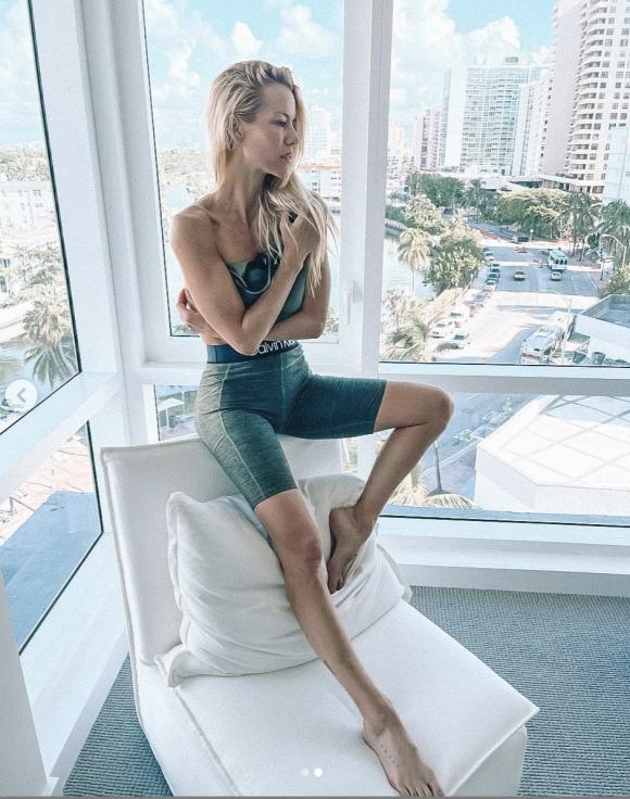 "Nicole Neumann compartió una foto que desató una catarata de críticas: ""Lavate los pies"""