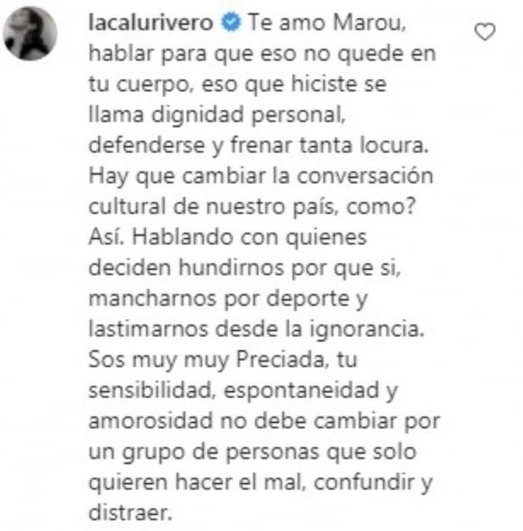 """Calu Rivero defendió a su hermana luego de que en Intrusos aseguraran que habría robado en un mercado: """"Solo quieren hacer el mal"""""""