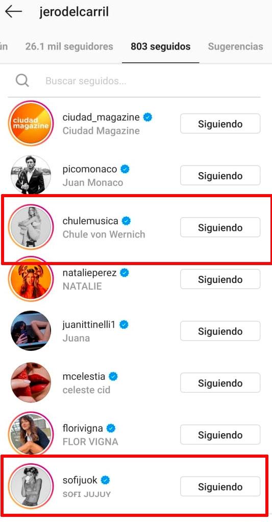 """Sofía """"Jujuy"""" Jiménez ¿separada del polista Jerónimo del Carril?: las llamativas acciones en Instagram que dieron de qué hablar"""
