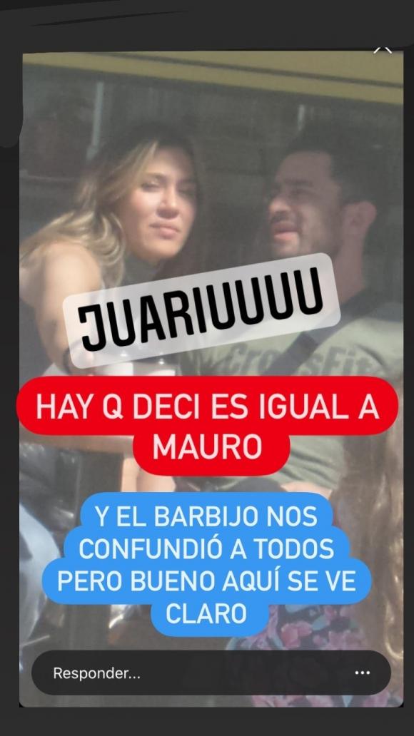 Jimena Barón y su paseo con el Tucu López por Belgrano: las fotos del romance bomba