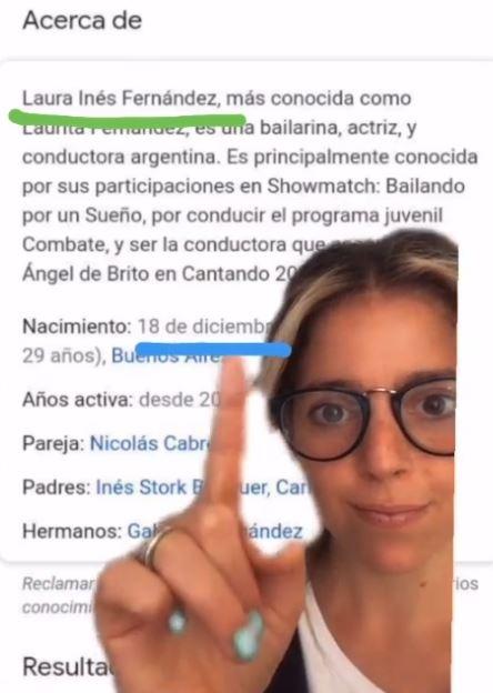 Laurita Fernández ¿anunciará su embarazo de Nico Cabré el 18 de diciembre?: el vaticinio de Juariu con los motivos