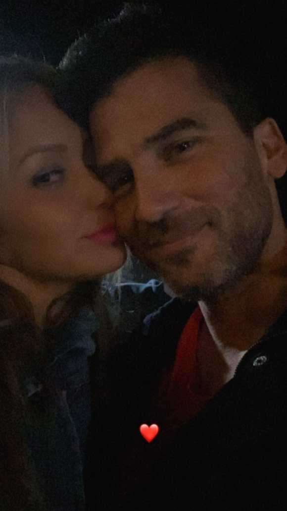 Karina la Princesita subió la primera foto romántica con Nicolás Furman, tras confirmar su noviazgo
