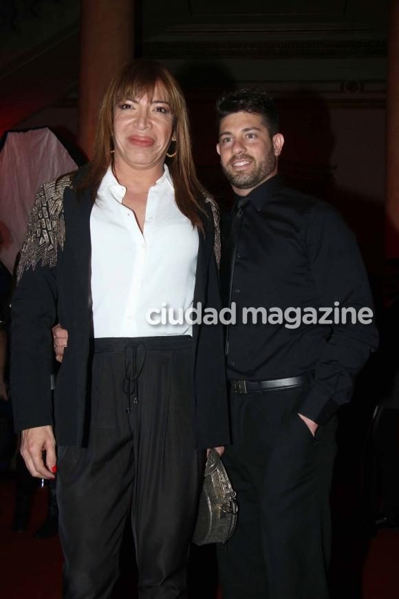 Lizy Tagliani, reconciliada con Leo Alturria a horas de anunciar la separación: las fotos de su cita romántica