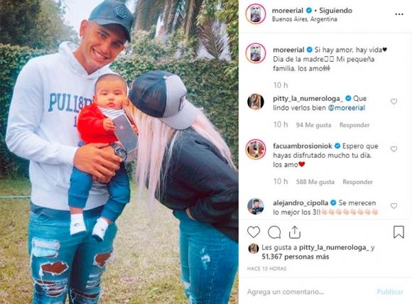 """Morena Rial y Facundo Ambrosioni confirmaron su reconciliación: """"Si hay amor, hay vida"""""""