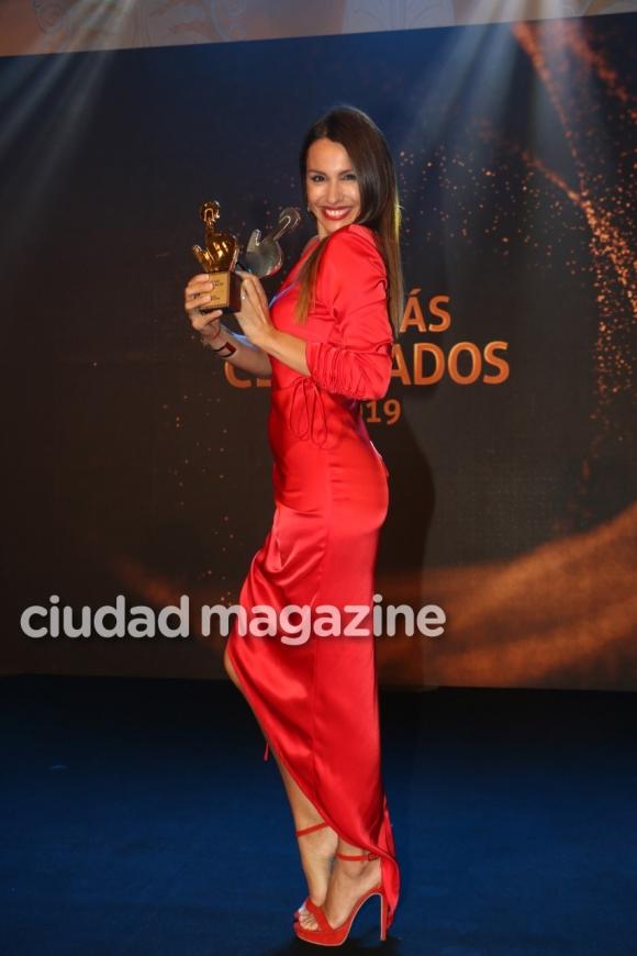 Los ganadores de Los Más Clickeados 2019: Pampita se llevó el Oro en la gran noche del mundo digital