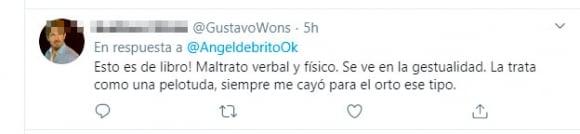 Luisana Lopilato defendió a Bublé de las críticas y un rato después volvió protagonizar otro tenso momento