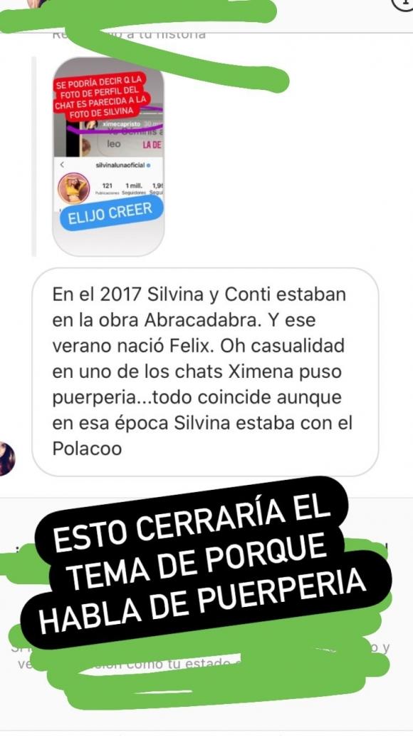 Escandalosa teoría de la tercera en discordia entre Ximena Capristo y Gustavo Conti: las pruebas que apuntarían a Silvina Luna